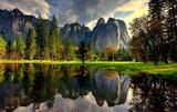 <畅玩旧金山>17哩湾、圣塔芭芭拉、斯坦福大学、优胜美地国家公园3日游