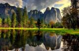 <旧金山经典>圣塔芭芭拉、斯坦福大学、优胜美地、17哩风景线3日游B行程分享到